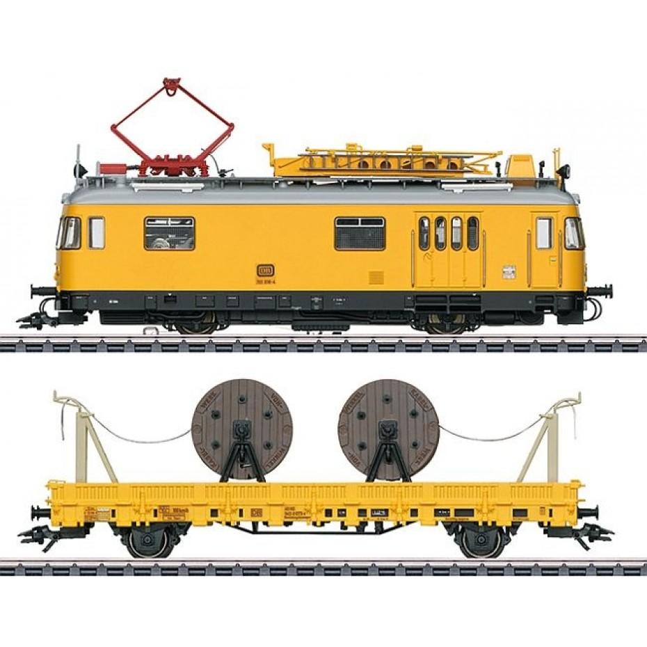 MARKLIN - 39973 - Regelturmtriebwagen BR 701+Kb (HO SCALE)