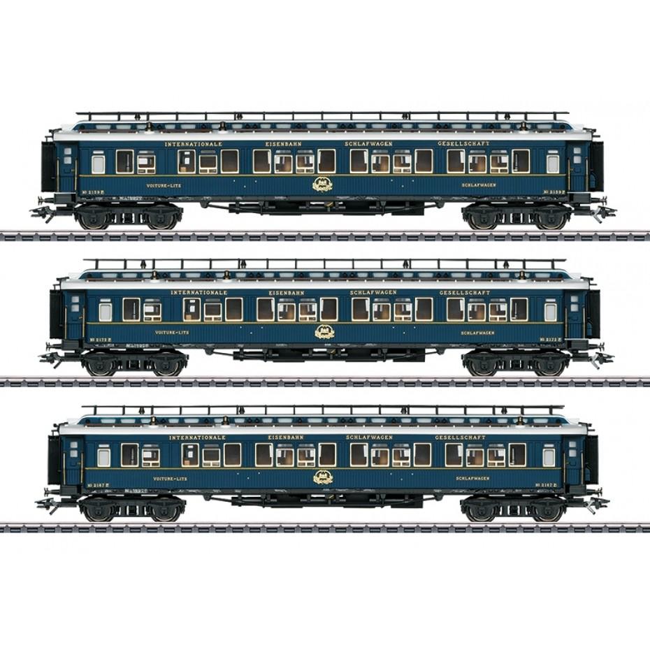 MARKLIN - 42791 - Simplon-Orient-Express-Set (HO SCALE)