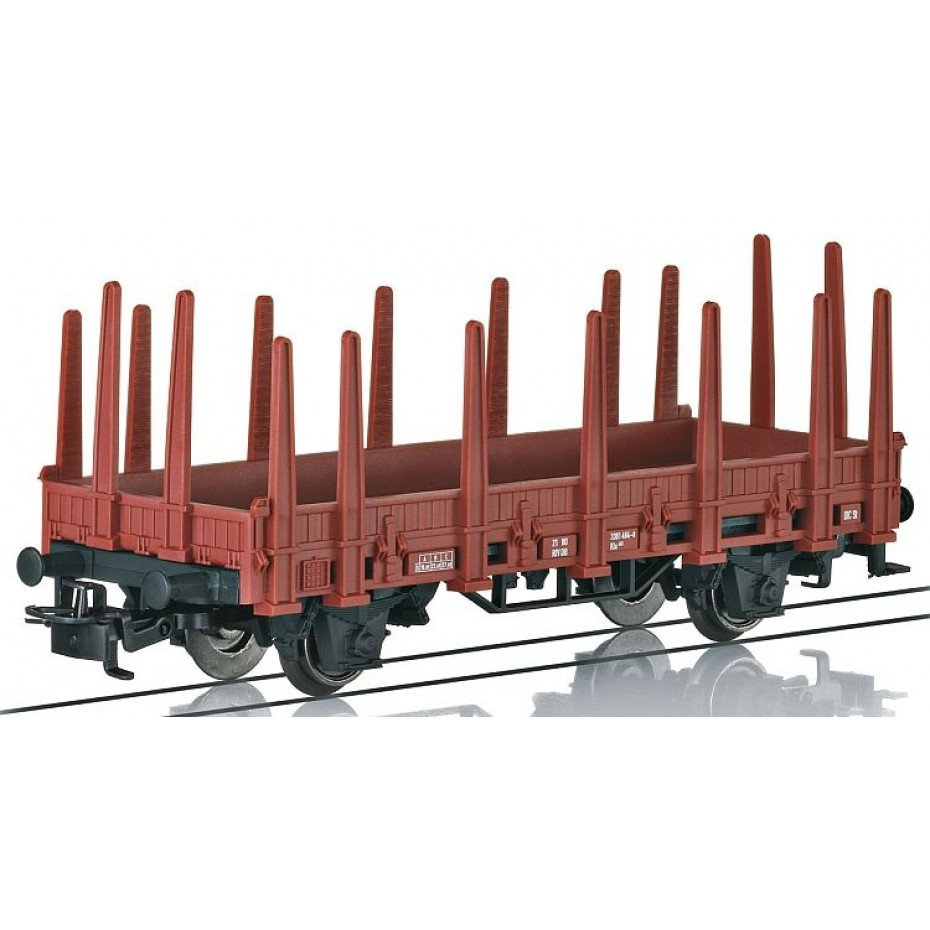 MARKLIN - 4459 - DB stake car (HO SCALE)