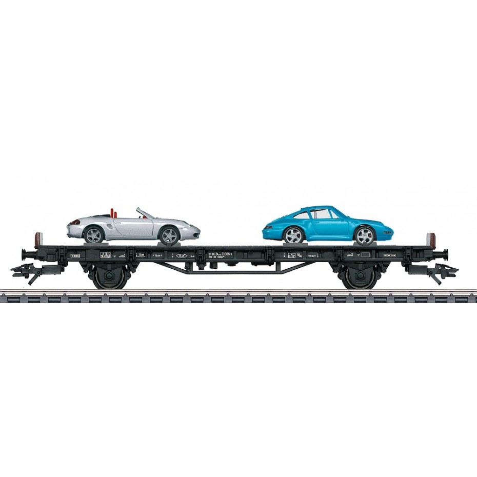 MARKLIN - 45056 - Autotransport 70 Years of Porsche (HO SCALE) *3 RAIL AC*