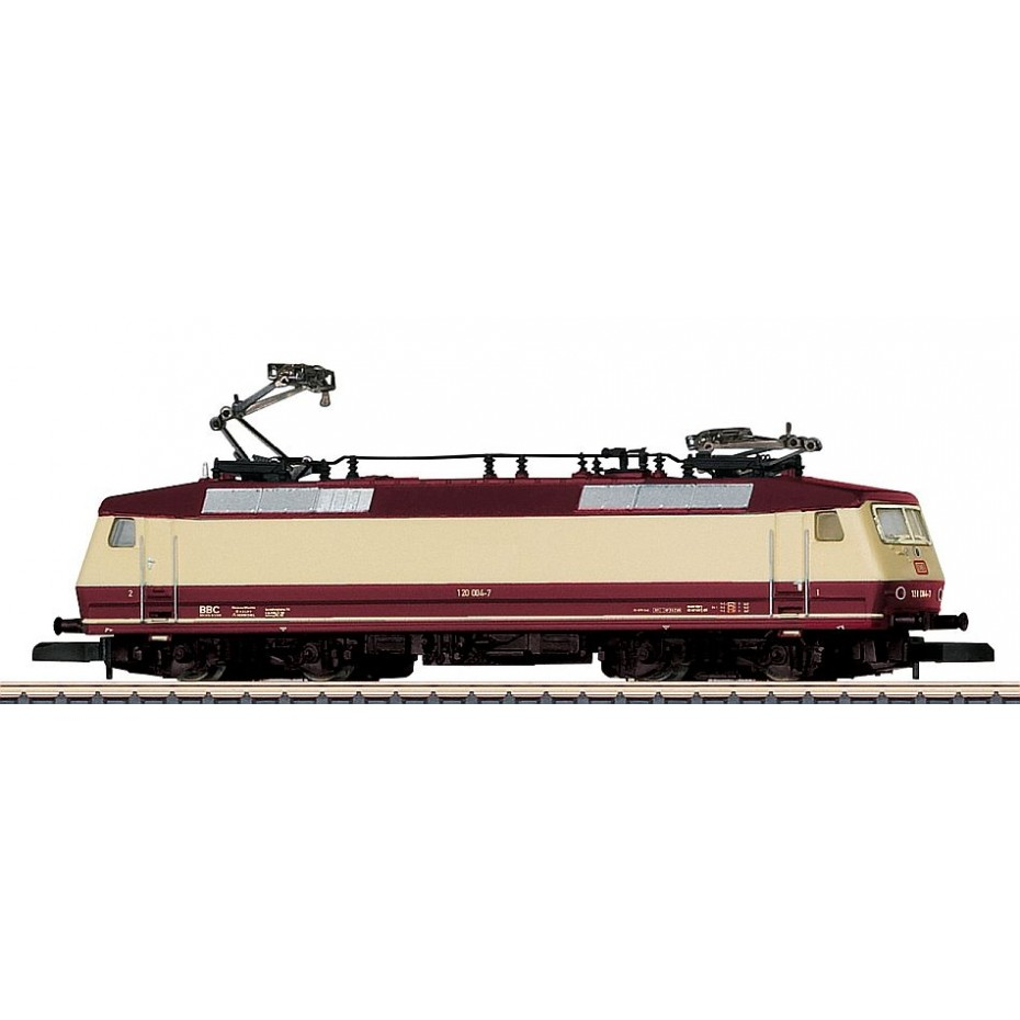 MARKLIN - 88527 - Electric loco BR 120 DB (Z SCALE)