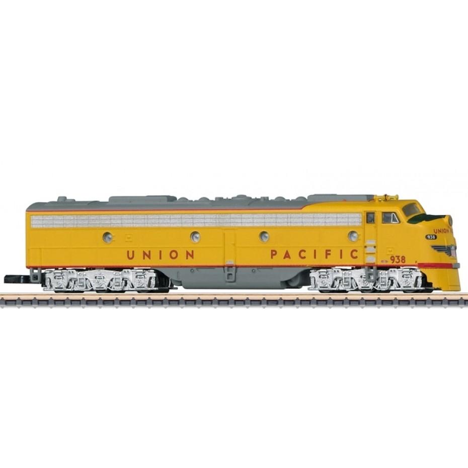 MARKLIN - 88627 - Diesel locomotive cl. EMD E8A (Z SCALE)