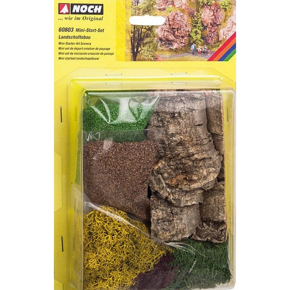 NOCH - 60803 - Mini Start Set Landscaping G,0,H0,TT,N,Z