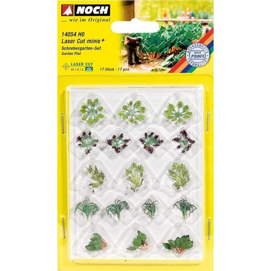 NOCH - 14054 - Garden Plot 17 plants H0
