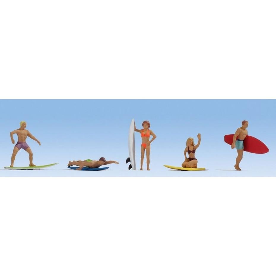 NOCH - 15853 - Surfers H0