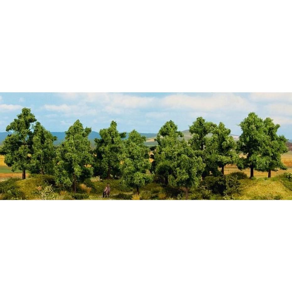 NOCH - 24602 - Deciduous Trees 6 pieces, 14-18 cm 0,H0,TT