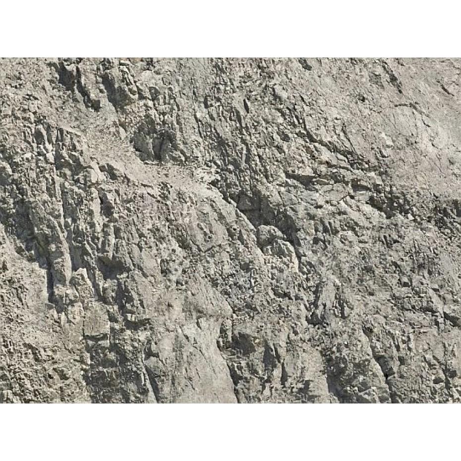 NOCH - 60302 - Wrinkle Rocks Wildspitze 45 x 25,5 cm 0,H0,TT,N