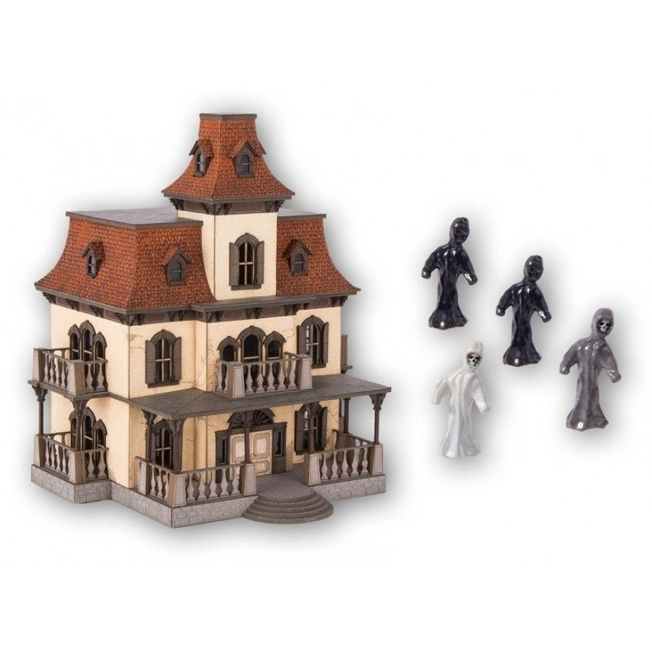 NOCH - 66990 - Haunted House with micro-sound ghost howling and Light effects H0