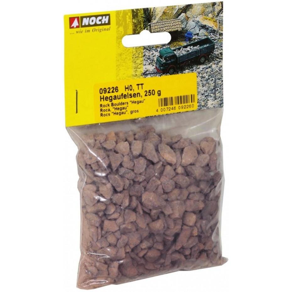 NOCH - 09226 - Rock Boulders Hegau 250 g H0,TT,N,Z