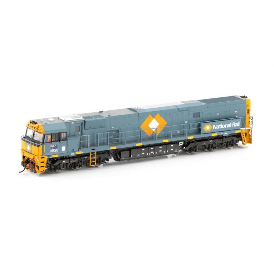 AUSCISION - NR-3 - NR30 National Rail (Grey (HO SCALE)
