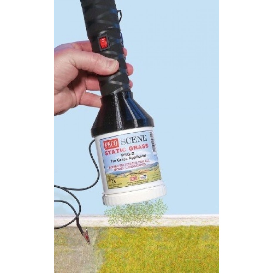 PECO - PSG02 - PRO STATIC GRASS APPLICATOR
