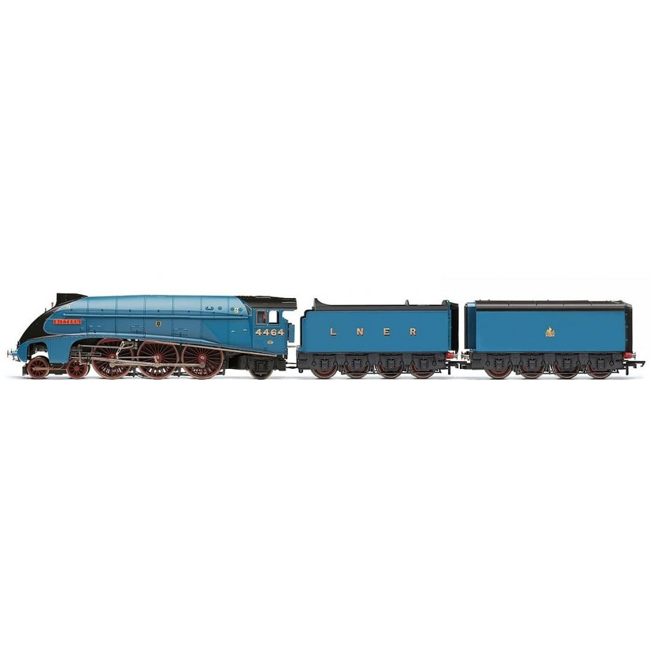 HORNBY - R3771 - LNER A4 BITTERN WITH 2 TENDERS. OO SCALE