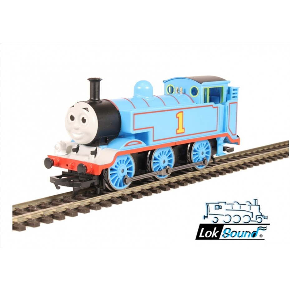 HORNBY EXCLUSIVE - R9287DCC - OO SCALE THOMAS TTE W/DCC EXCLUSIVE SOUND