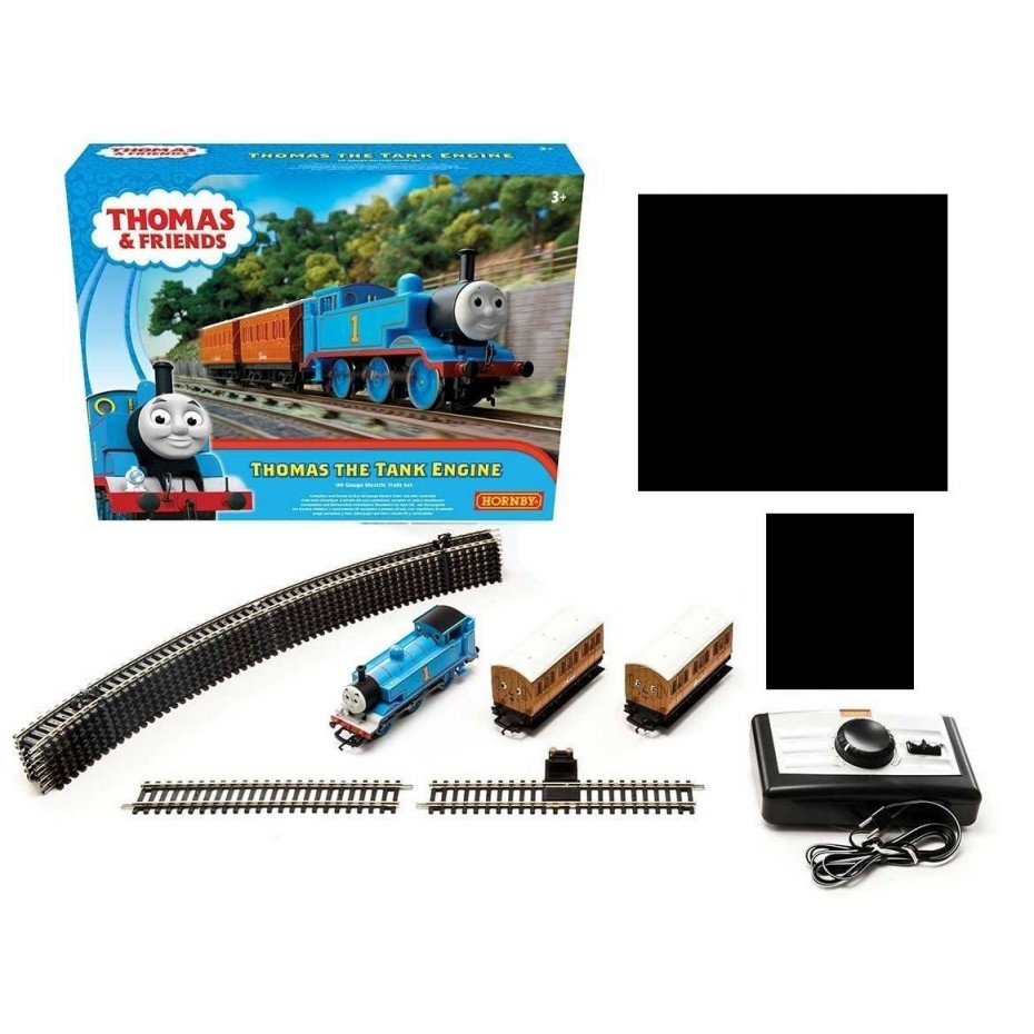 HORNBY - R9304 - THOMAS THE TANK STARTER SET OO SCALE