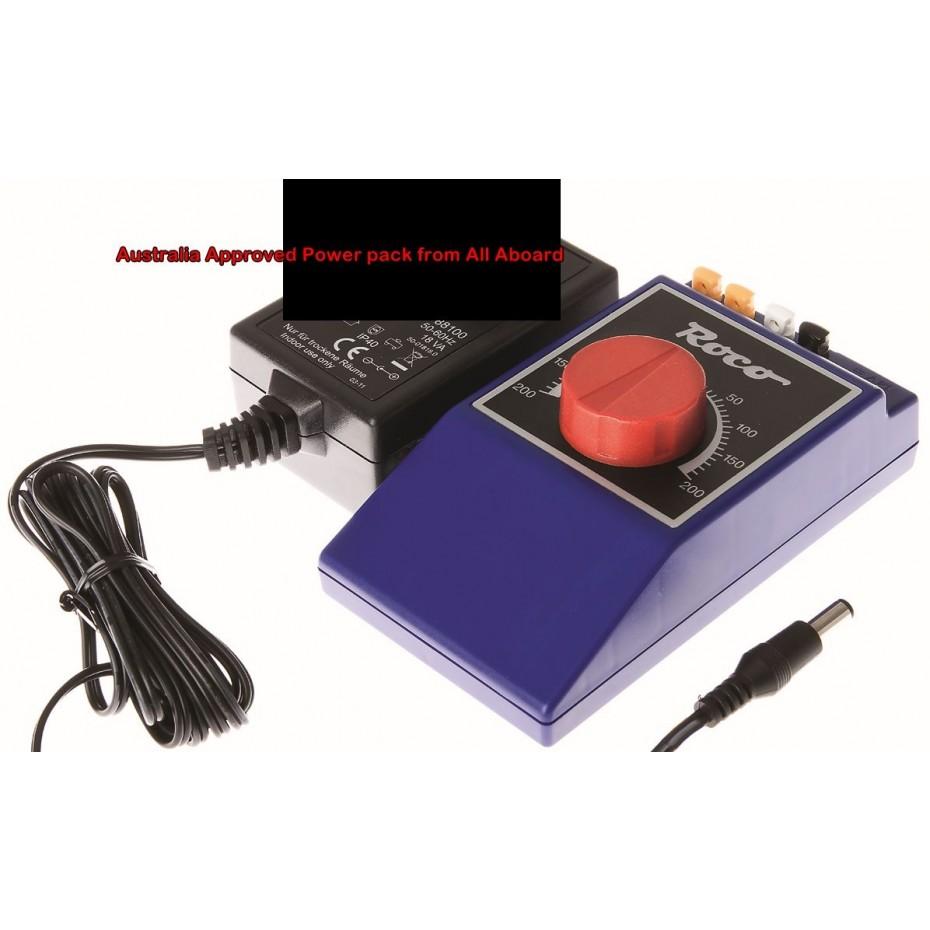 ROCO - 10788 - Controller+Transformer Analogue type