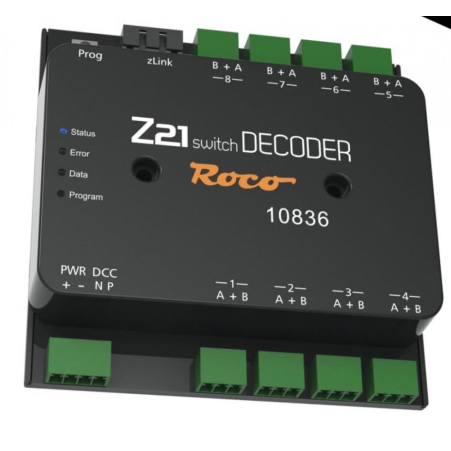 ROCO - 10836 - Z21 SWITCH DECODER