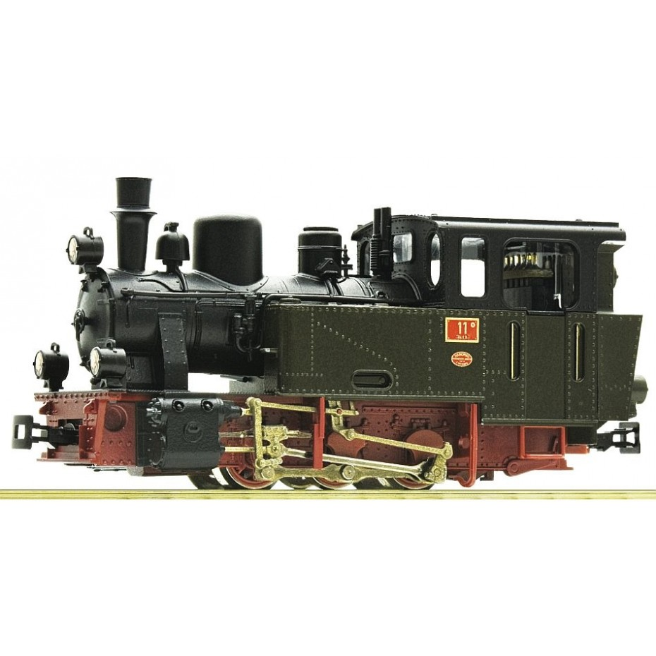 ROCO - 33238 - Steam locomotive 12O RÜKB Ep I DC H0e
