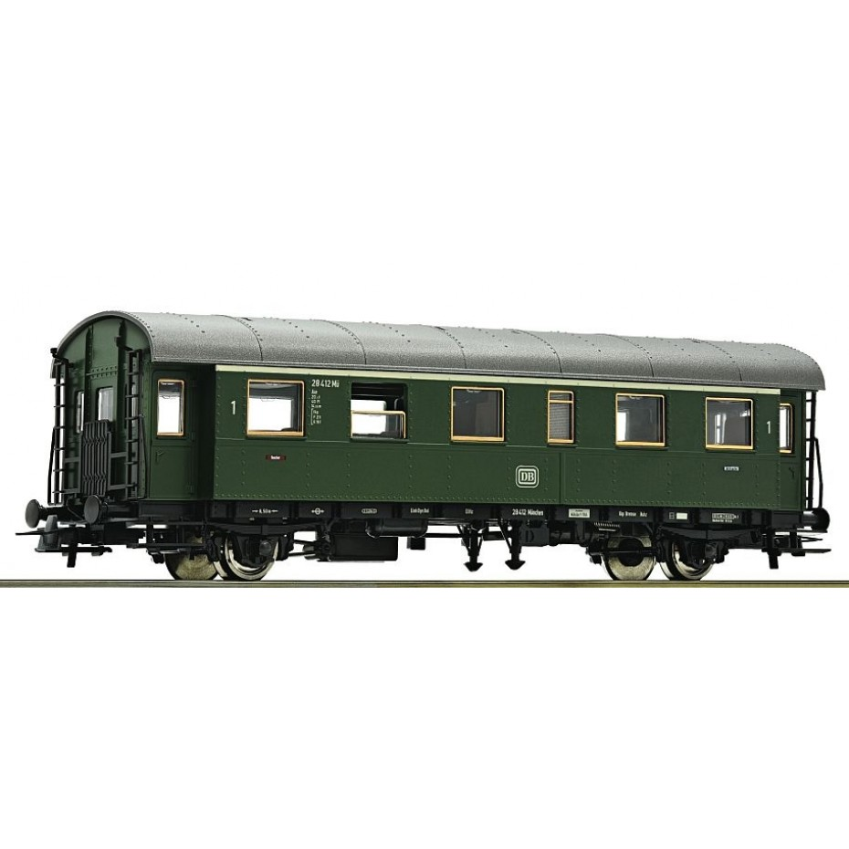 ROCO - 44212 - 1/st cl. Donnerbüchse,DB ep.III DB HO scale