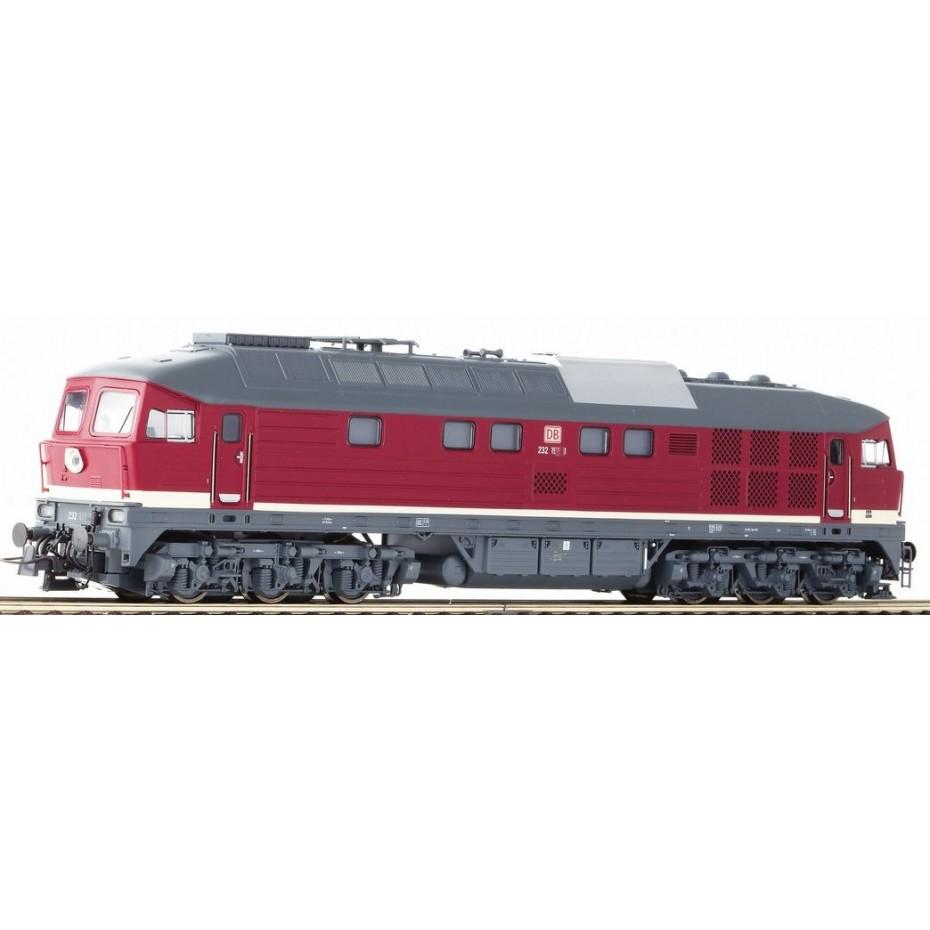 ROCO - 52461 - diesel loco BR 232 DB-AG HE-Snd. ep.V DB-AG HO scale