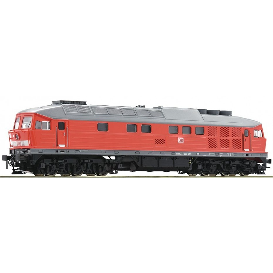 ROCO - 52497 - Diesel loco cl. 233 DB-AG ep.VI DB-AG HO scale