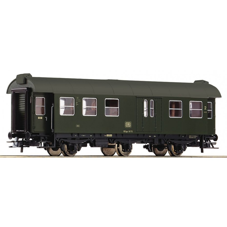 ROCO - 54293 - 2nd.cl./bag.Passenger Car DB - Ep IV - HO
