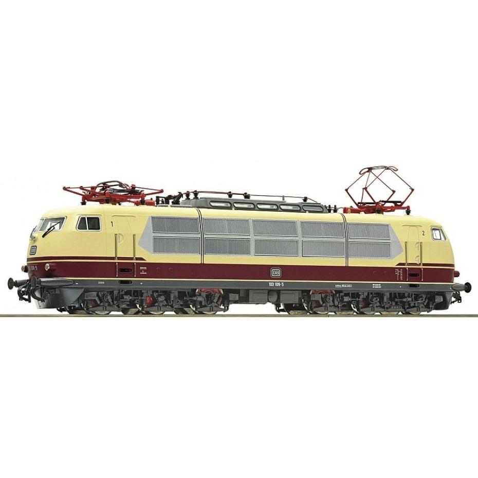ROCO - 70213 - Electric locomotive 103 1 43960 DB ep.IV (HO SCALE)