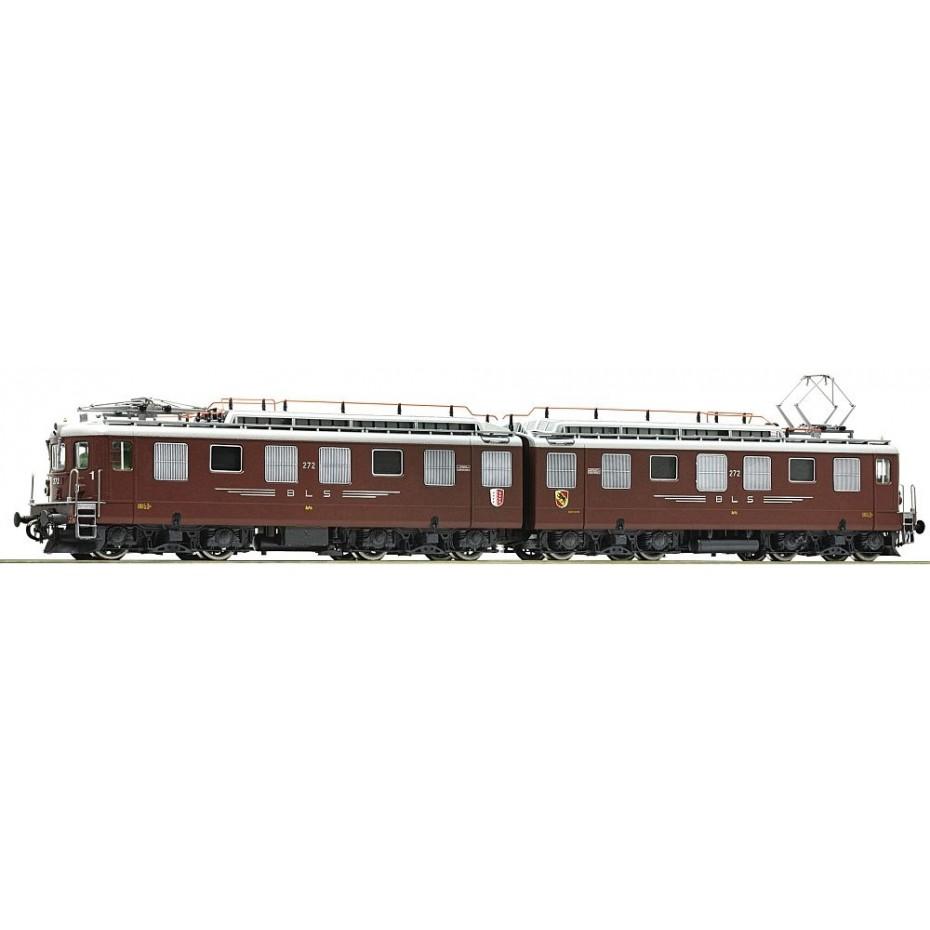 ROCO - 72690 - Electric locomotive Ae 8/ 8 272 BLS ep.IV-V (HO SCALE)