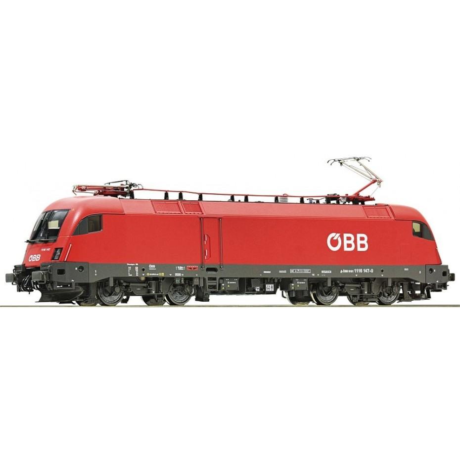 Roco - 73245 - (D) Electric locomotive class 1116 ÖBB ep.VI HO Scale
