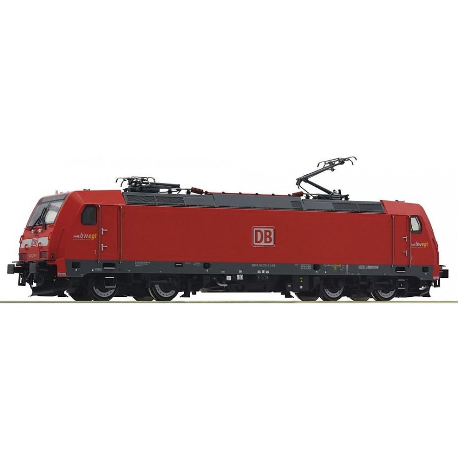 ROCO - 73336 - electric loco cl.146.2 DB-AG ep.VI DB-AG HO scale
