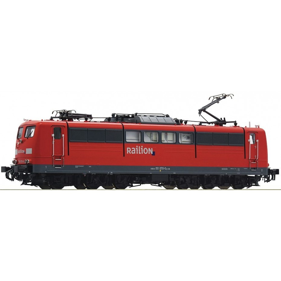 Roco - 73368 - Electric locomotive 151 070-0 DB-AG ep.VI HO Scale