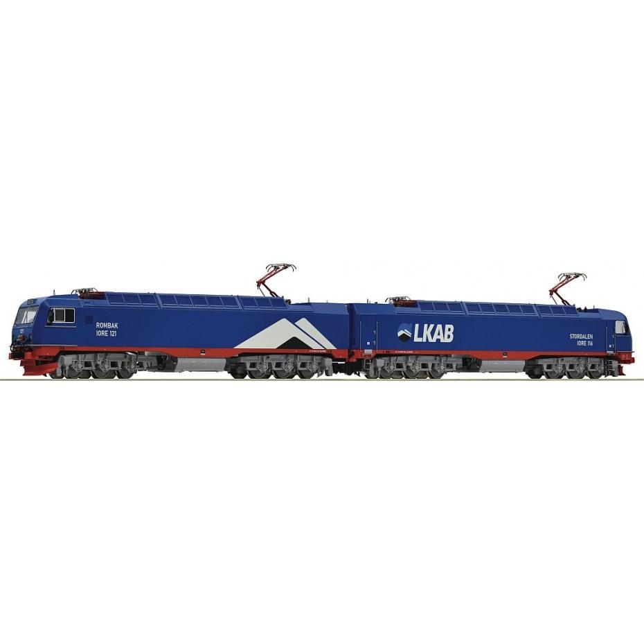 Roco - 73458 - Electric double locomotive IORE LKAB ep.VI HO Scale