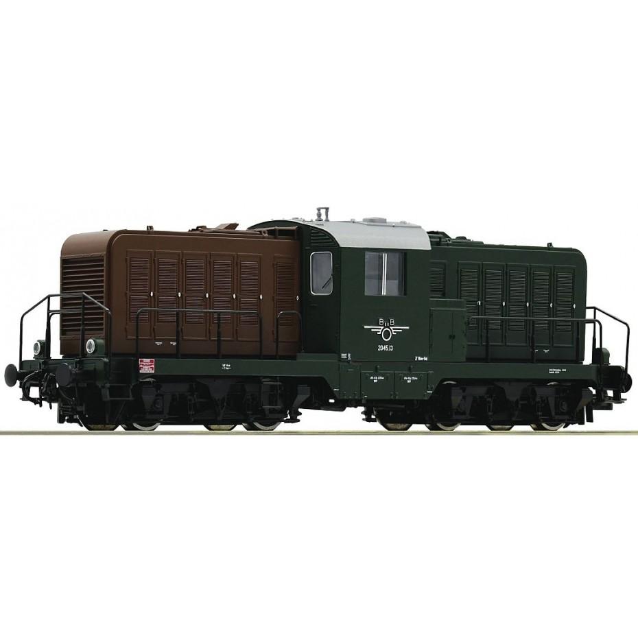 ROCO - 73463 - Diesel locomotive 2045.13 ÖBB ep.III (HO SCALE)