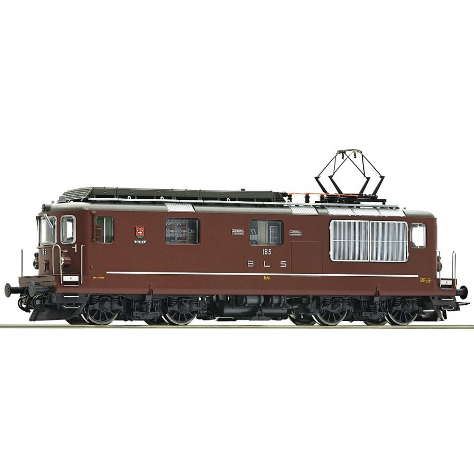 ROCO - 73781 - Electric locomotive Re 4/4 BLS scissors DCC Sound. BLS - Ep V-VI - HO