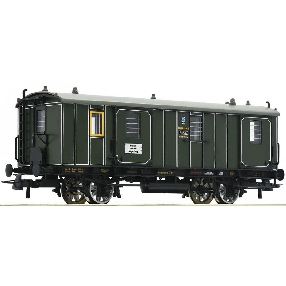 ROCO - 74902 - Baggage car ep.I KBAYSTS HO scale