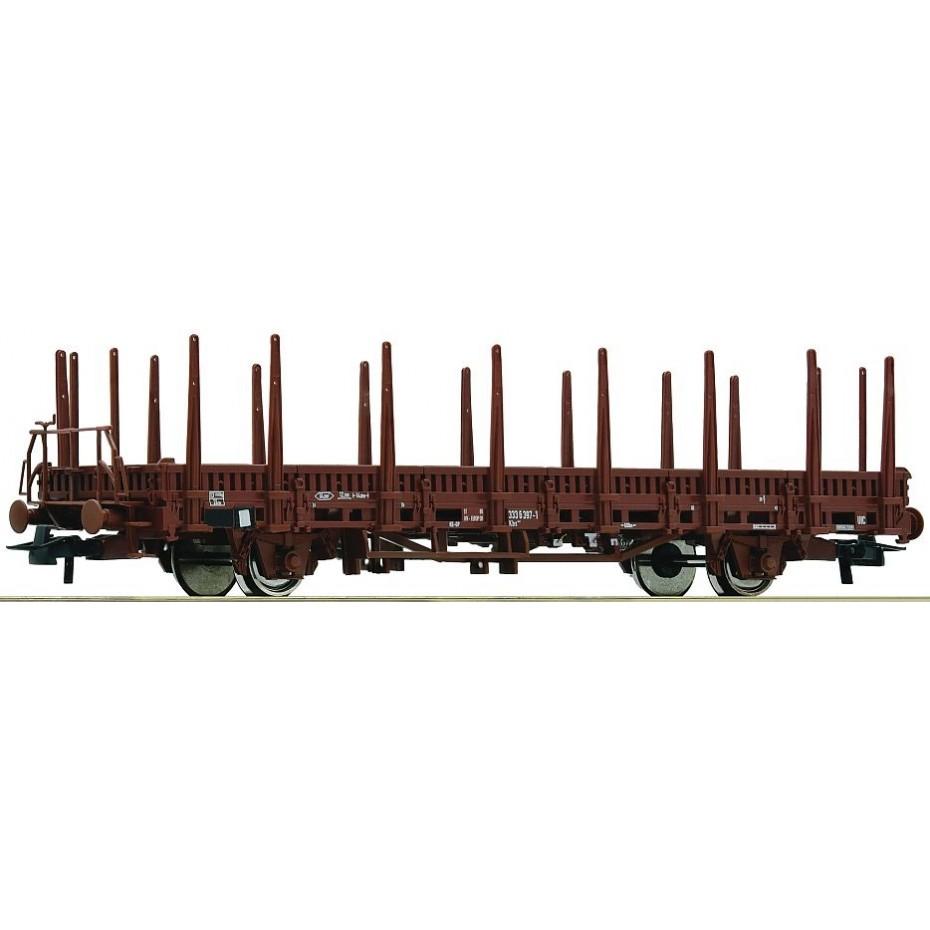 ROCO - 76526 - Stake wagon DB ep.IV (HO SCALE)