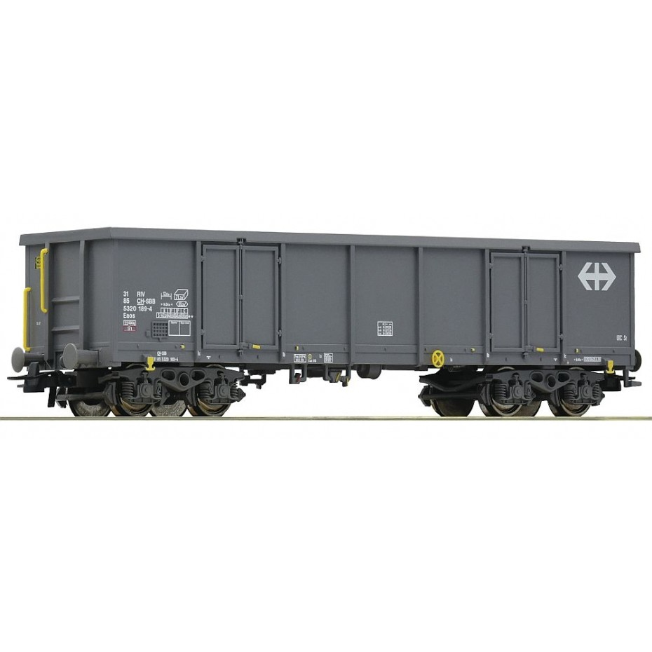 ROCO - 76739 - Open goods wagon SBB ep.VI (HO SCALE)