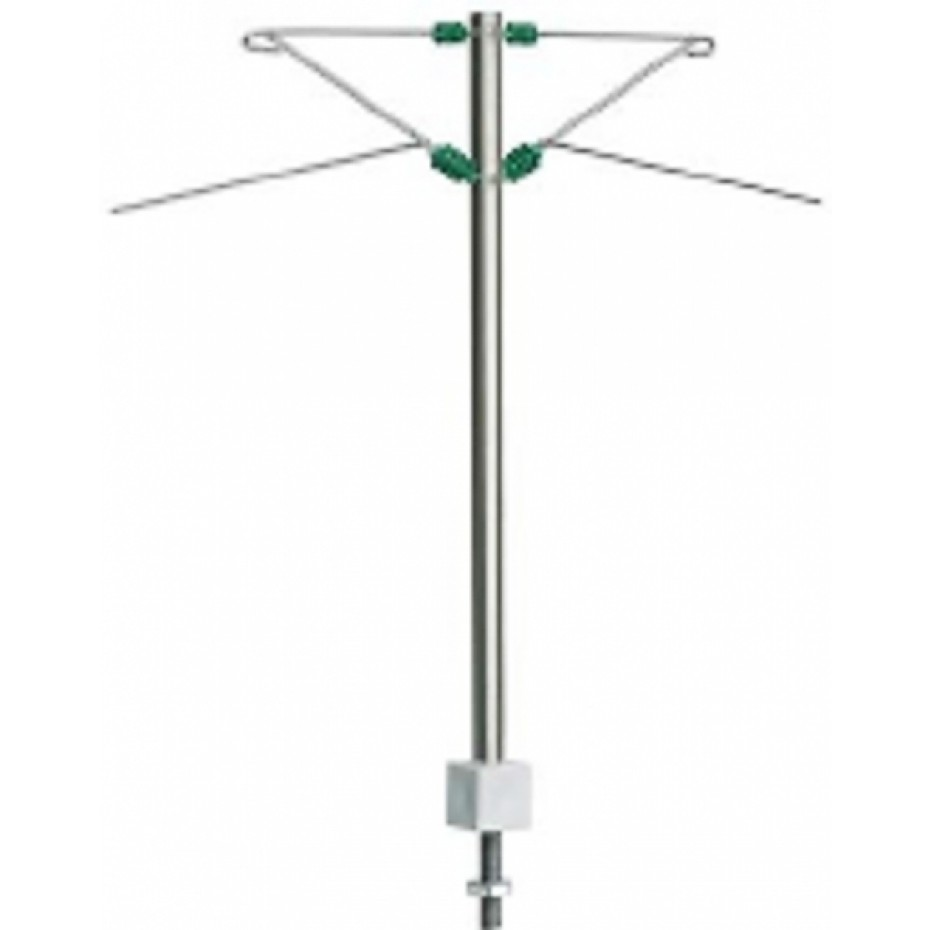 SOMMERFELDT - 118 - MIDDLE MAST 57mm HO
