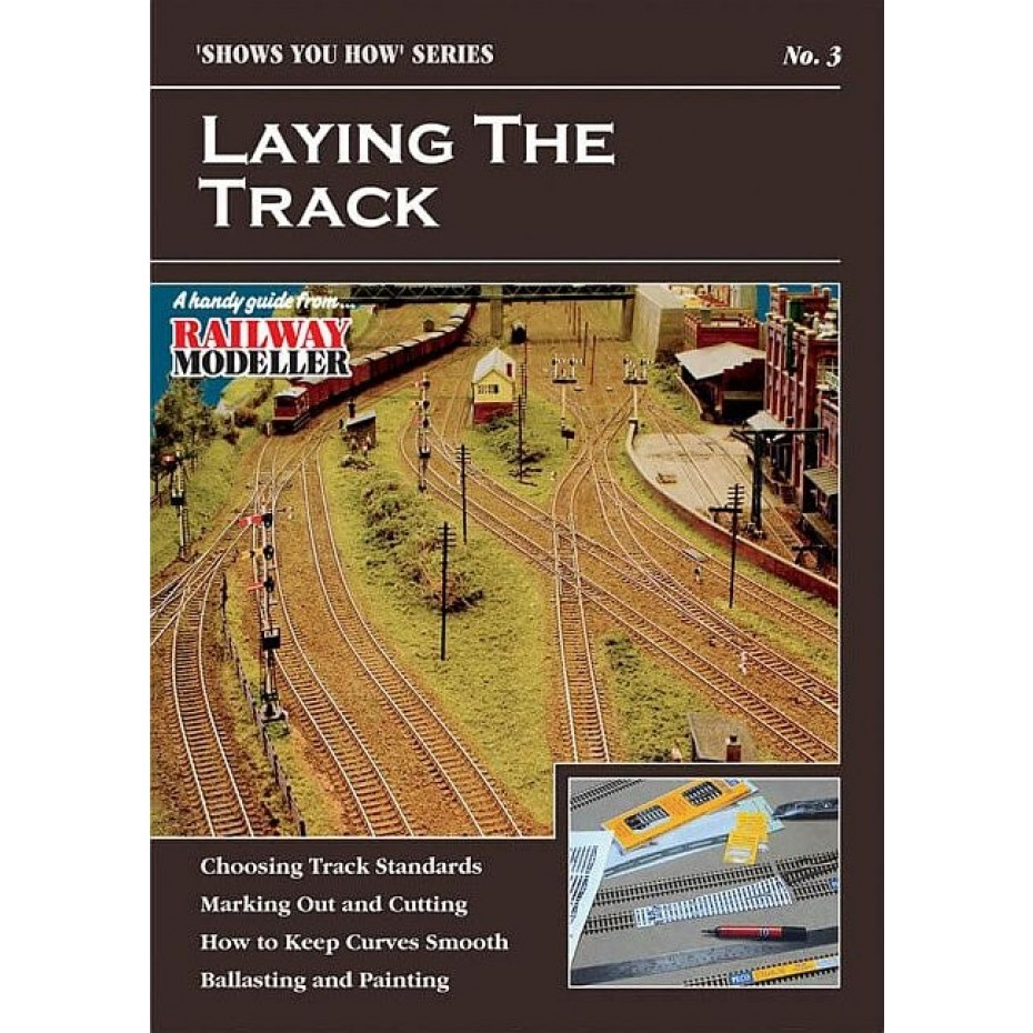 PECO - SYH03 - Laying the Track
