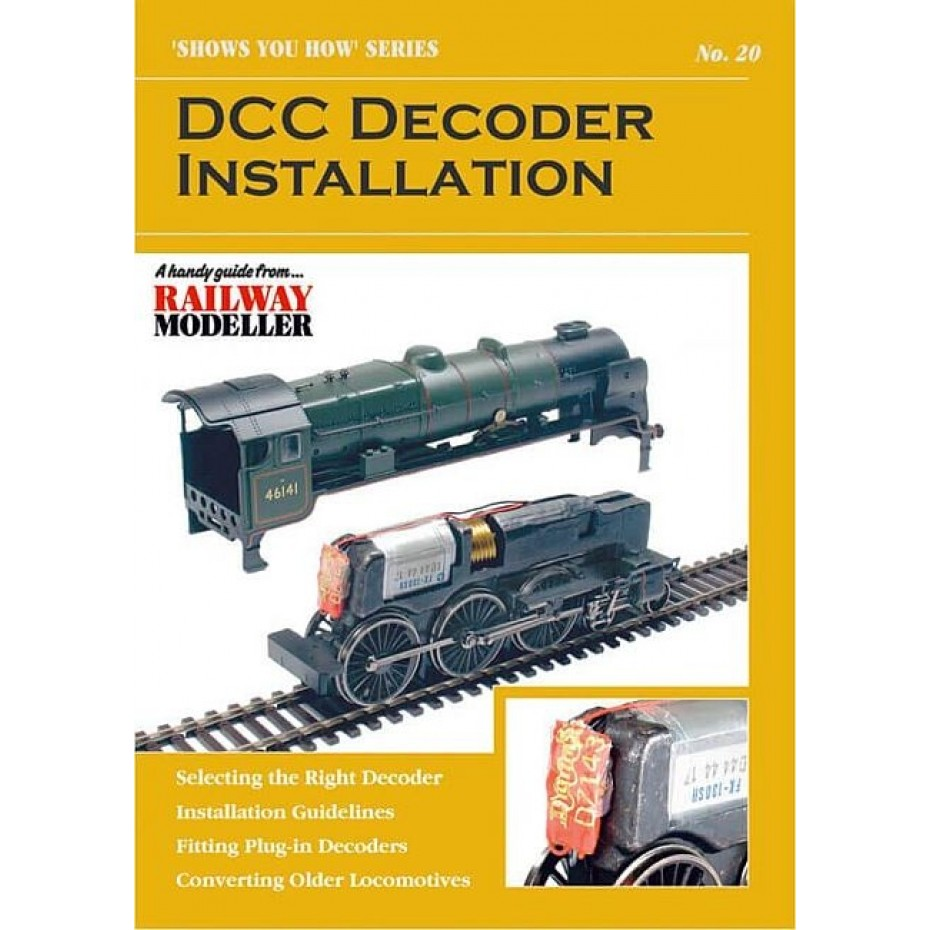 PECO - SYH20 - DCC Decoder Installation