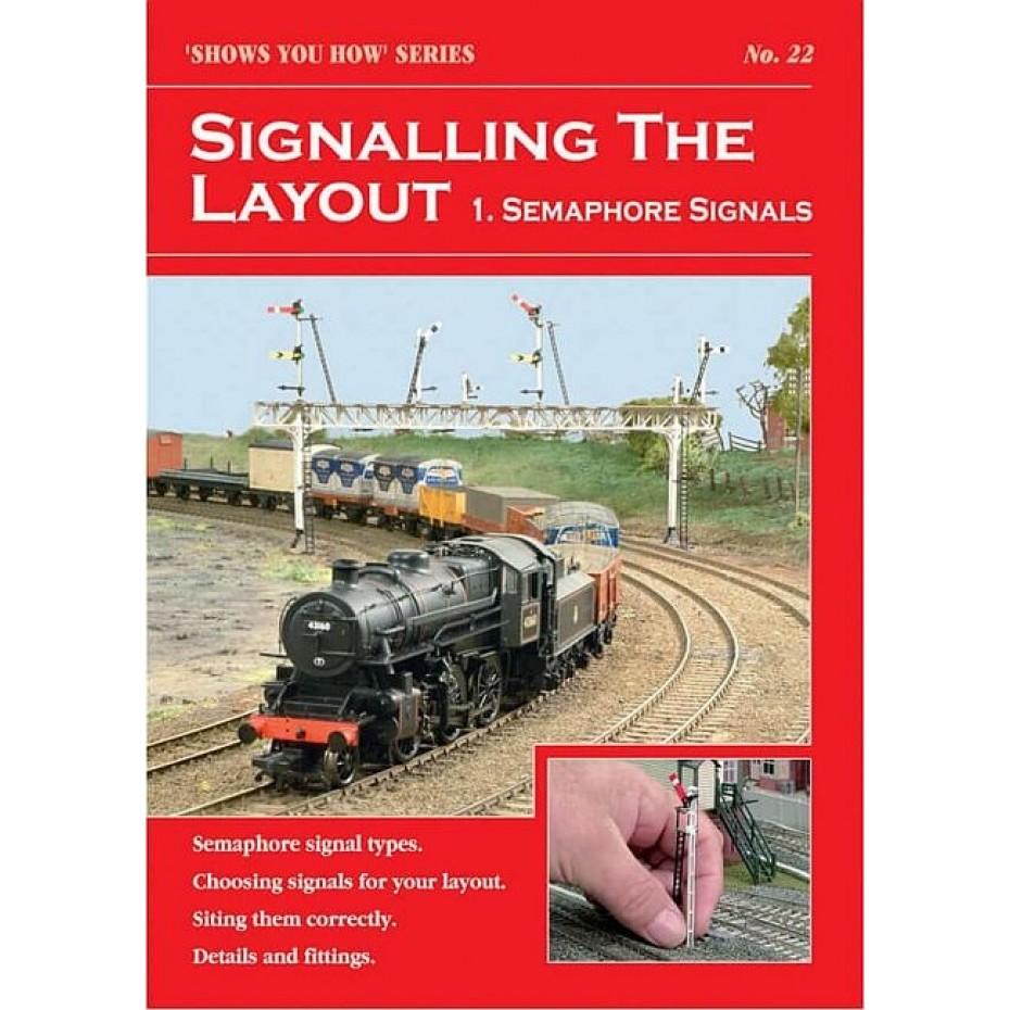 PECO - SYH22 - Signalling Layout Part 1 Semaphore