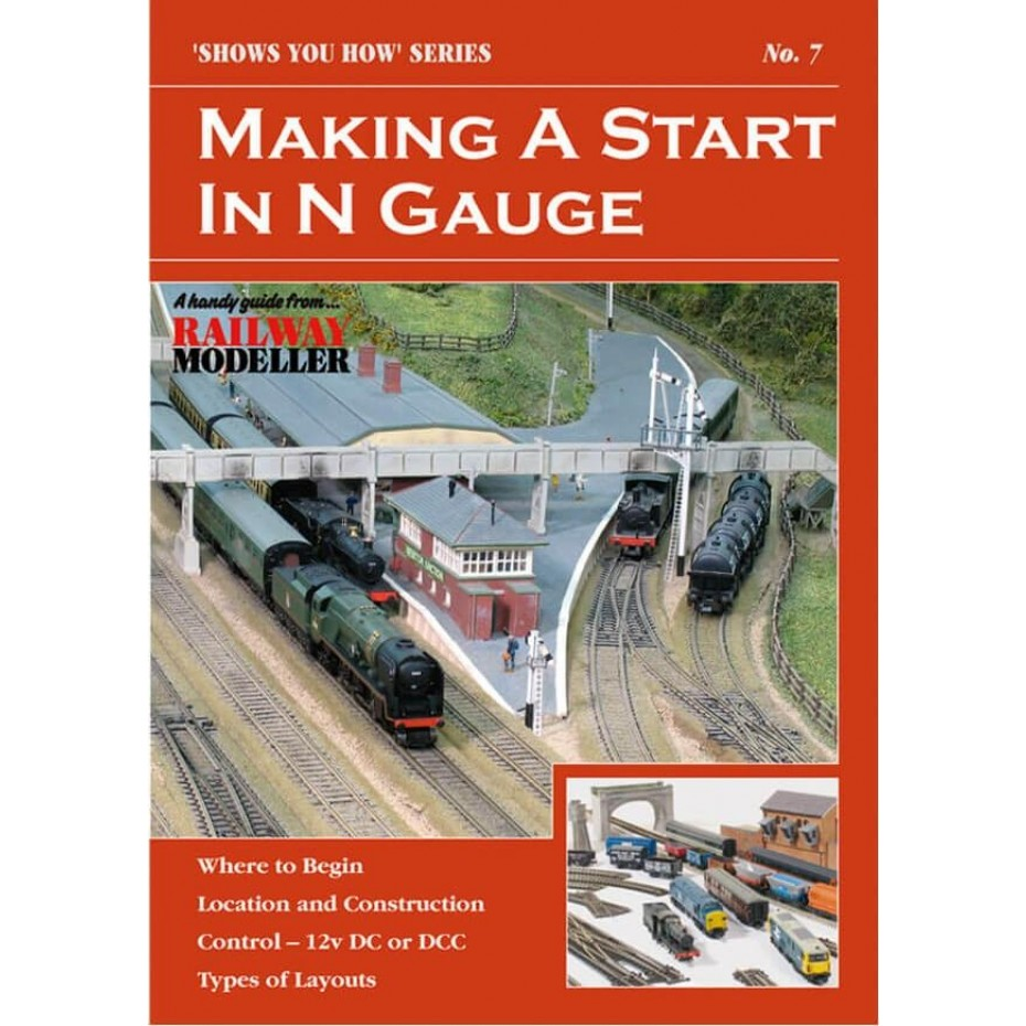PECO - SYH07 - Making a Start in N Gauge