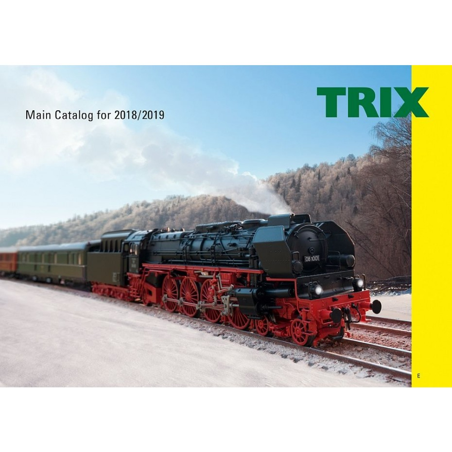 TRIX - 19831 - Trix catalogue 2018/2019 ENGLISH