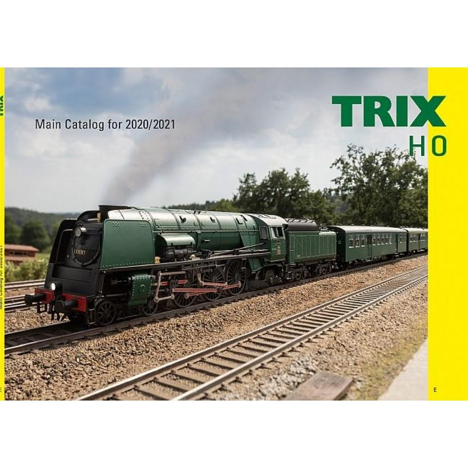 Trix - Trix H0 catalog 2020/2021 English 19850