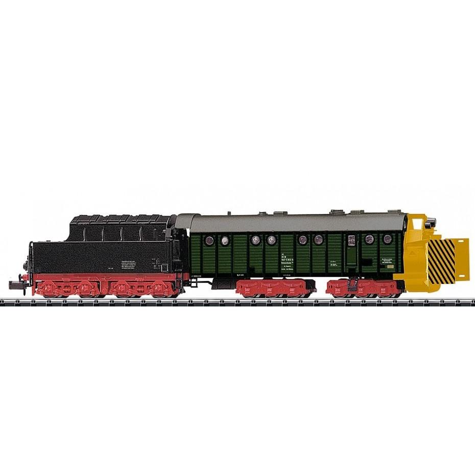 TRIX - 15422 - Dampfschneeschleuder DB (N SCALE)
