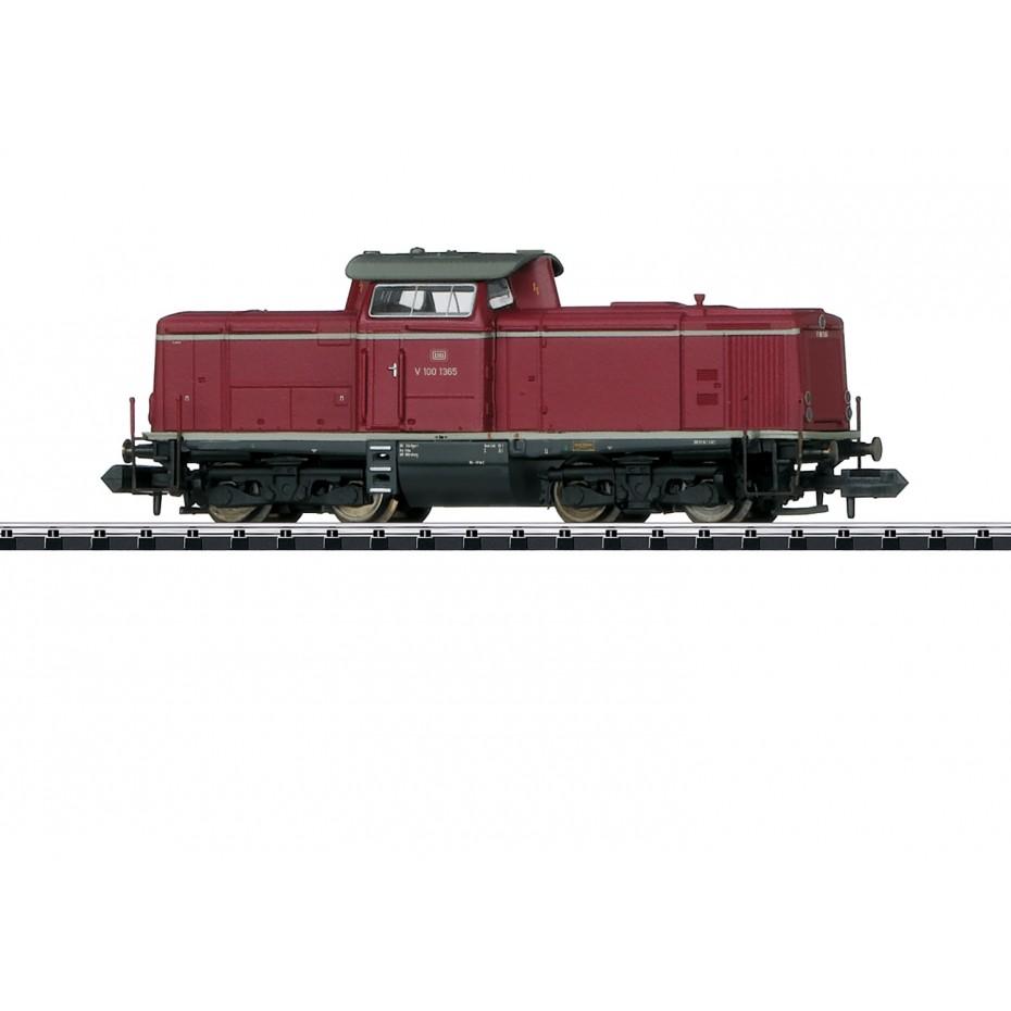 TRIX - 16125 - Diesel Loco BR V100 MHI (N SCALE)