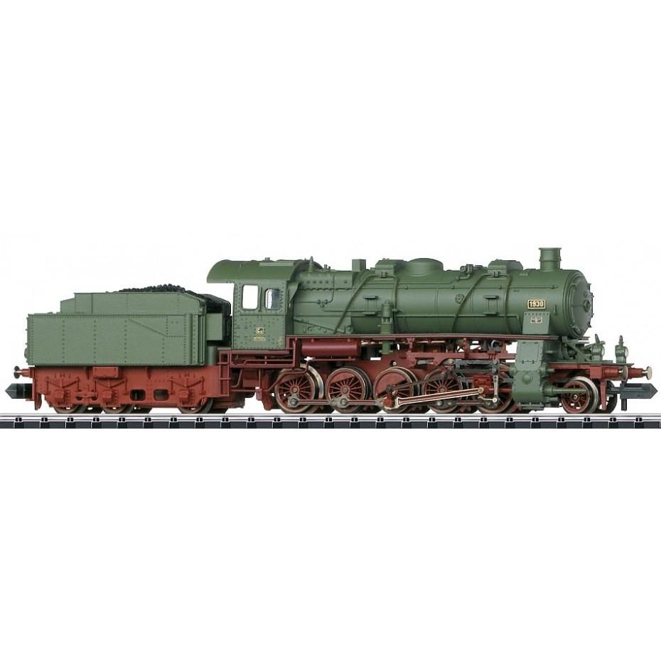 Trix - 16585 - Class G 12 Steam Locomotive (N Scale)