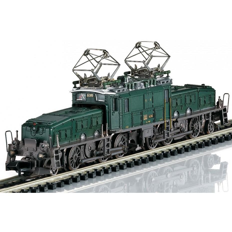 TRIX - 16681 - Electric Loco Serie Ce 6/8 III (N SCALE)