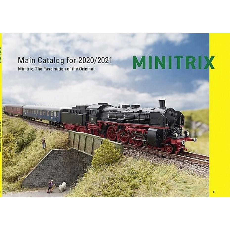 Trix - 19853 - MiniTrix Catalogue 2020 21 N Gauge