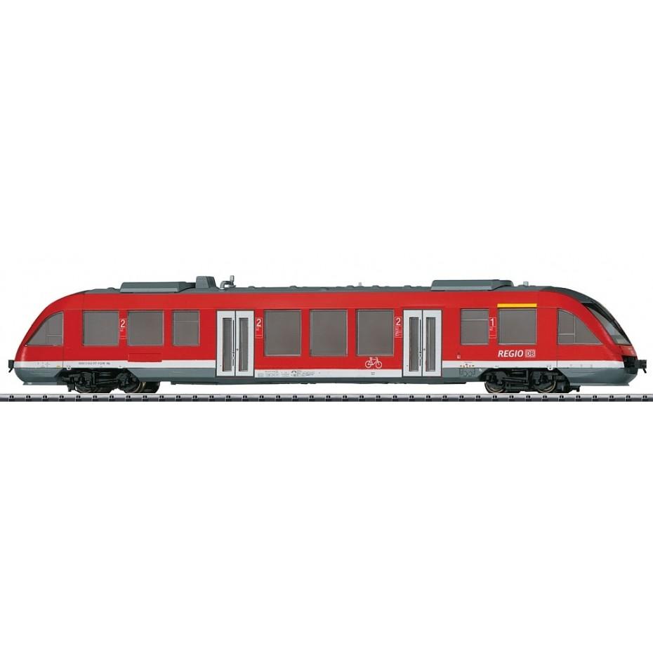 TRIX - 22271 - Diesel RailCar BR 640 LINT 27 HO Gauge