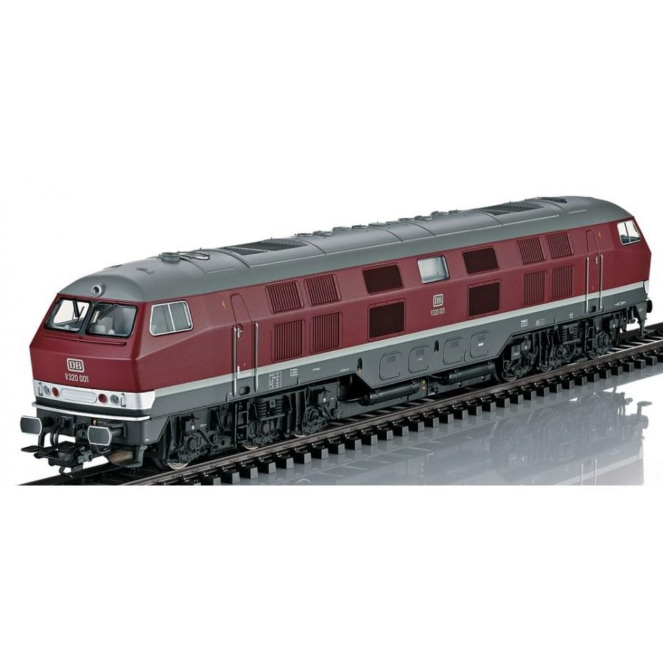 TRIX - 22432 - mainline Diese loco BR V 320 DB (HO scale)